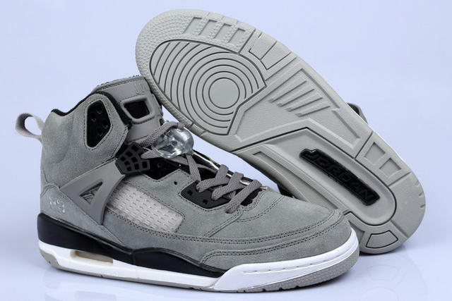 Jordan 3.5 Spizike Retro New Shoes Light gray/Black