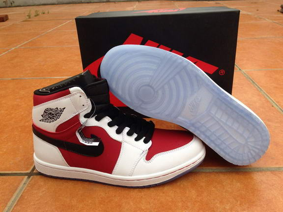 Air Jordan 1 Retro High OG Carmines Shoes white/Carmines black