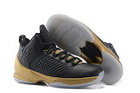 Jordan Melo M11 X Shoes black/gold