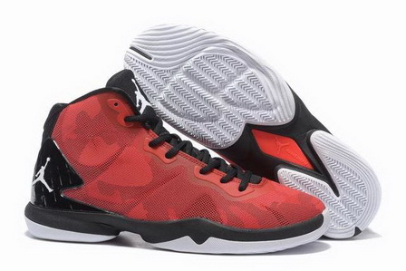 Air Jordan Fly 4 IV Shoes Red/black white