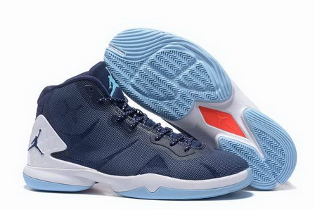 Air Jordan Fly 4 IV Shoes Blue/white