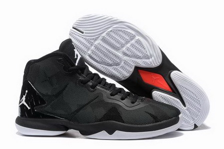 Air Jordan Fly 4 IV Shoes Black/white