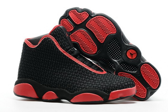 "Air Jordan 13 ""Jordan Future"" Shoes Black/red"