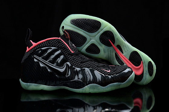 "Air Foamposite One ""Yeezy"" Shoes Black/pink"