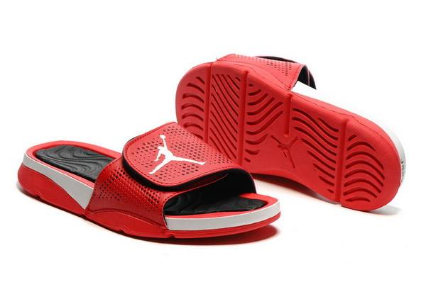 Jordan Hydro 5 Retro Shoes Red/Black White
