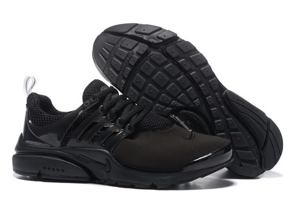 Men's Air Presto BR Shoes Black
