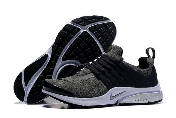 Air Presto QS Shoes Dark Grey/black