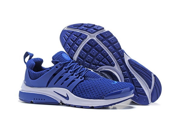 "Air Presto ""King"" Shoes Blue/White"