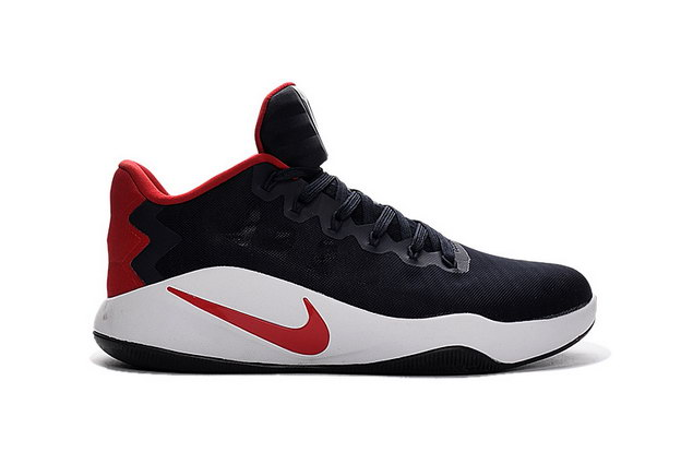 Hyperdunk 2016 Low Shoes Black/Red White