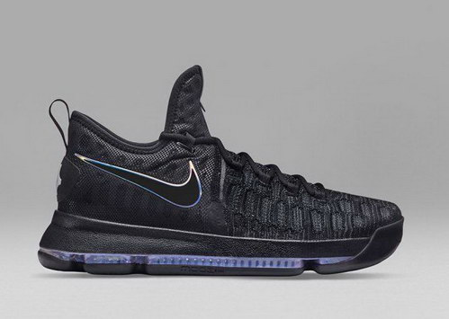 Zoom Air KD 9 Shoes Black/True Blue
