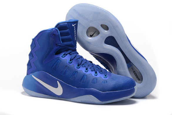 Air Hyperdunk 2016 Shoes True blue/white