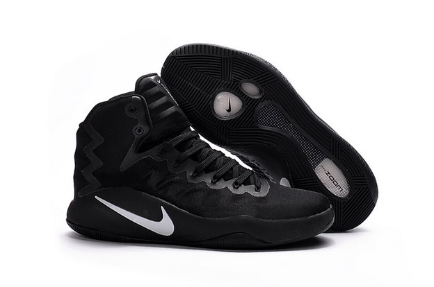 Air Hyperdunk 2016 Shoes Black/white
