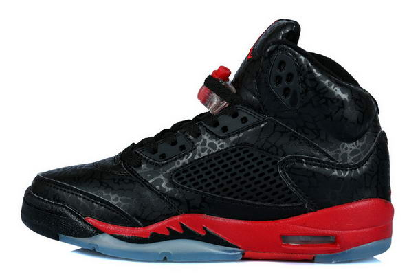 Womens Air Jordan 3LAB5 INFRARED 23 Shoes black/red