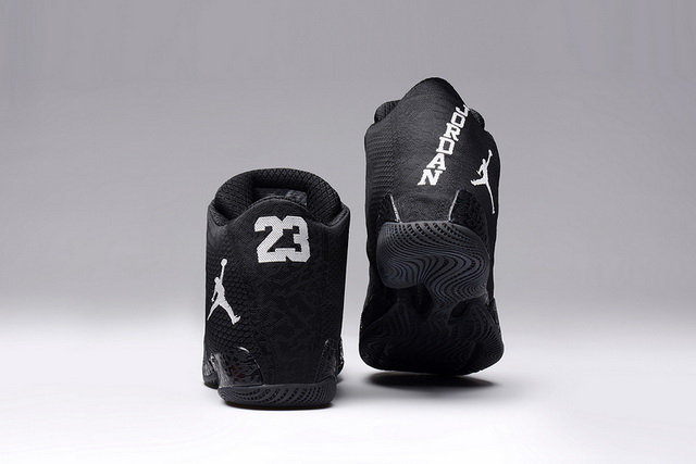 Women Air Jordan XX9 Shoes Blackout Black