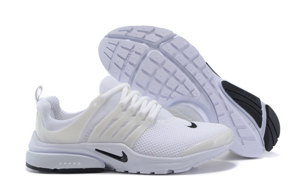 Women's Air Presto BR Shoes White/Black