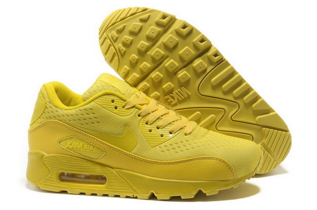 Women's AIR MAX 90 PREMIUM EM Shoes Yelllow