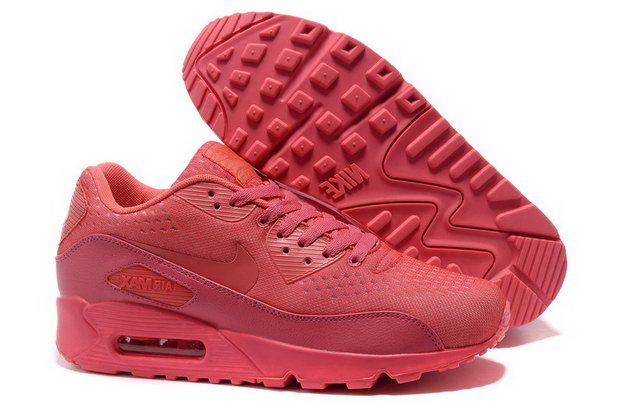 Women's AIR MAX 90 PREMIUM EM Shoes Red