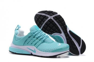 Womens Air Presto Shoes Blue/white
