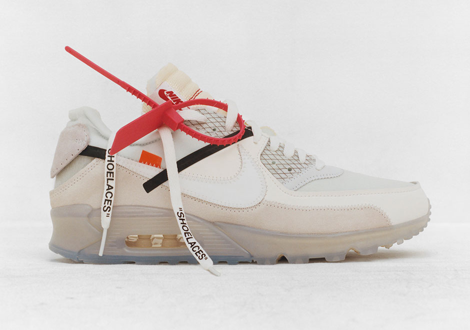 CHEAP NIKE OFF-WHITE SNEAKERS NIKE OFF WHITE X NIKE AIR MAX 90