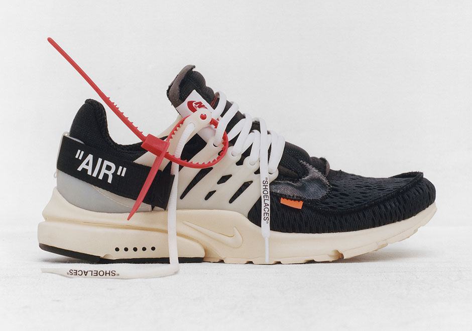 CHEAP NIKE OFF-WHITE SNEAKERS NIKE OFF WHITE X NIKE AIR PRESTO