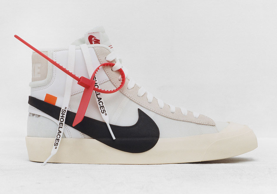 CHEAP NIKE OFF-WHITE SNEAKERS NIKE OFF WHITE X NIKE BLAZER