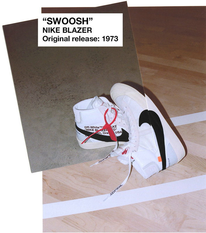 Nike Off-White x Cheap Nike Off White x Nike Blazer